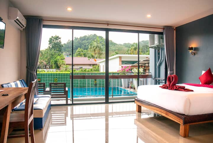 Aonang O2 Boutique - Room Pool - No Breakfast