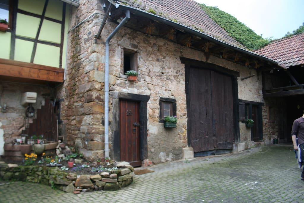 """Farmhouse """"Au Val du Patre"""""""