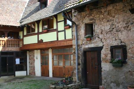 """Farmhouse """"Au Val du Patre""""  - Orschwihr - Casa"""