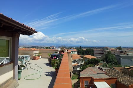 Mansarda panoramica a Capoterra - Capoterra - Квартира