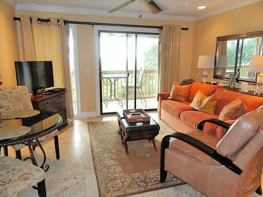 Oceanfront 1 Bdrm 1 Ba Hh Beach And Tennis Resort