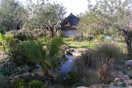 Peaceful Pixie Hut, Algarve. - Algarve - Casa-Terra