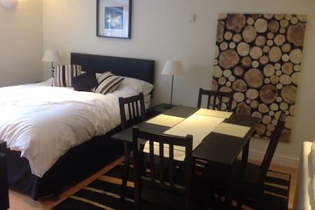 Charming and Cozy Suite - Worcester - Annat