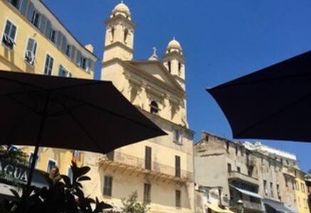T3 centre ancien - Bastia - Lejlighed