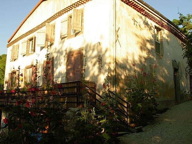 appartement dans un ancien moulin  - La Roche-Blanche - Leilighet