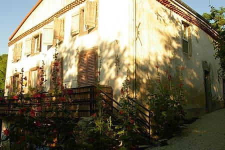 appartement dans un ancien moulin  - La Roche-Blanche