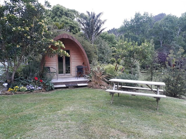 Kauri View Chalet