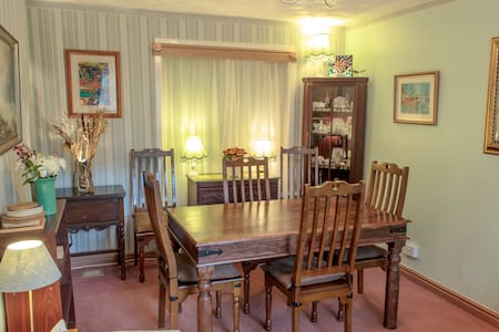 Hillview B & B Single - Bathgate - 家庭式旅館
