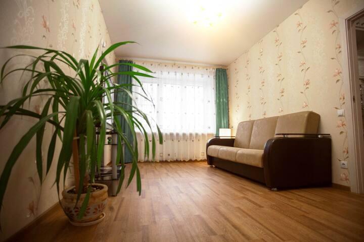 Apart-comfort Пушкина, 12. 2-к. квартира
