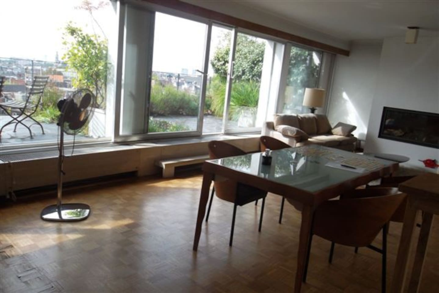 Penthouse in Antwerp city centre