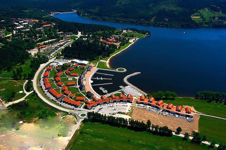 LIPNO MARINA WATERFRONT APARTMENT  - Lipno nad Vltavou - Appartement