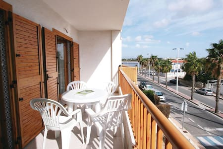 Holiday apartment with 1 bedroom on 30m² in Santa Pola