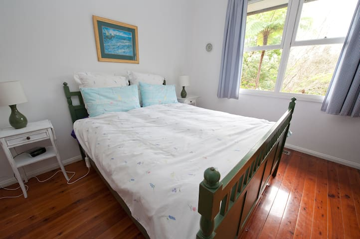 Beautiful peaceful room w/ensuite - East Lindfield - Casa