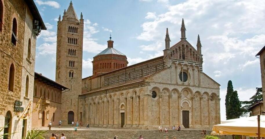 Villetta dell'Ortino. Relax a Massa Marittima