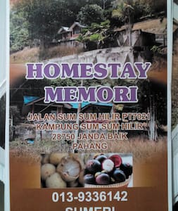 Homestay Memori, a place for families and friends - Apartment