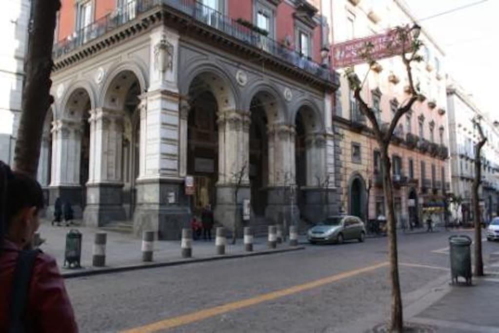 Via del Duomo.