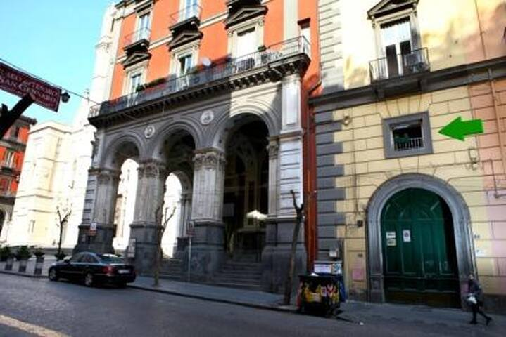 Lovely Studio  historic center - Naples - House