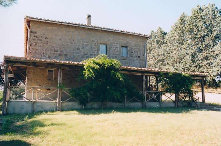 Casale Il Bottinello: Le Maschere - Pitigliano - Cabane