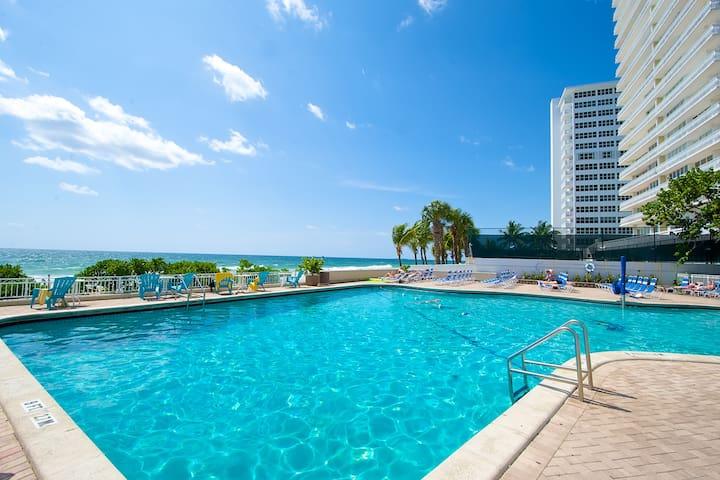 2 Bedroom Suite Ft Lauderdale -#515 - Fort Lauderdale - Byt