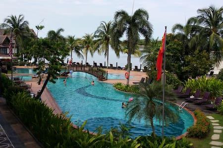 Seaside Hillview Suite @Langkawi Lagoon Resort - Langkawi