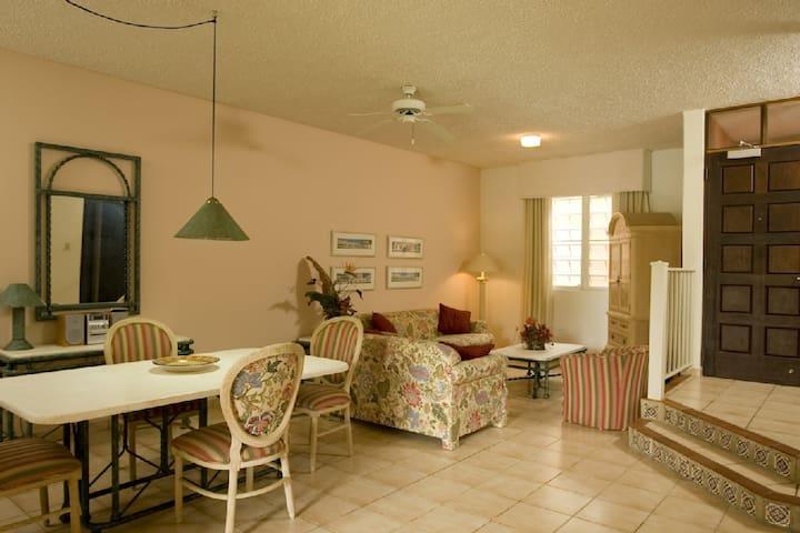 Rustic and Quiet Villa at Palmas del Mar - Humacao - Haus