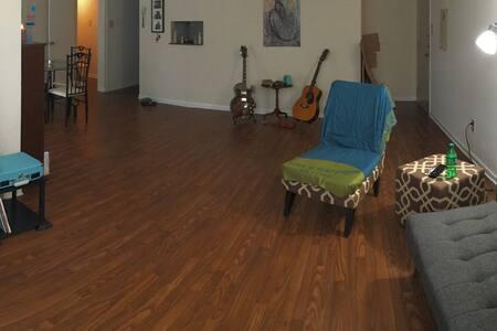 Spacious Private 1st Floor Apartment - Clarkston - Apartemen