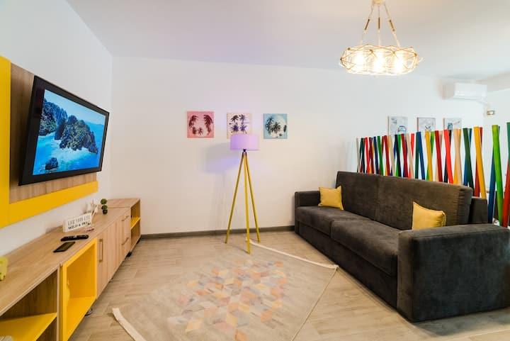 Apartament Vladin Complex Alezzi Beach