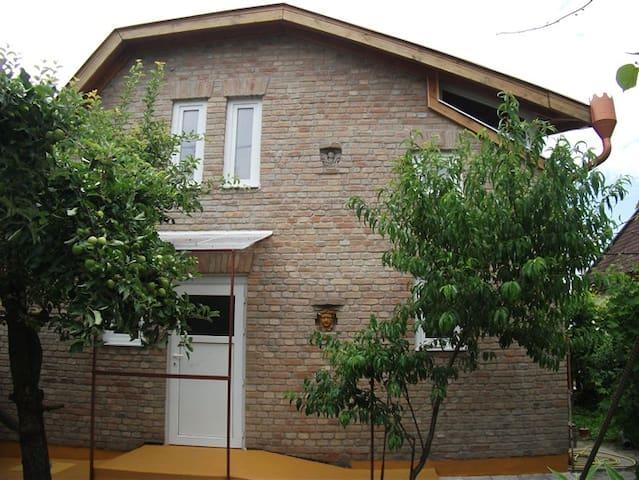 Rózsa Vendégház Kalocsa(cheap, clean, comfortable) - Kalocsa - บ้าน