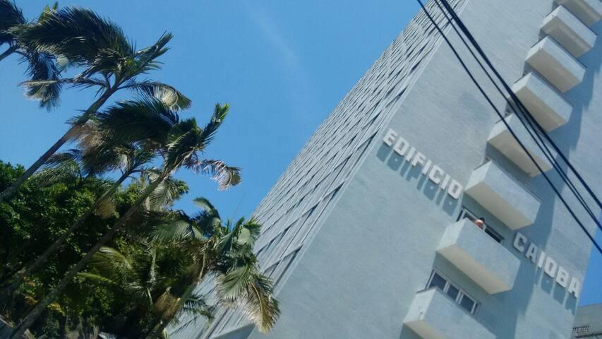 Apartamento no edifício mais conhecido de Caiobá