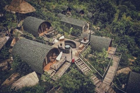 LongHill BaiXep Resort & Spa - Bungalow SeaView