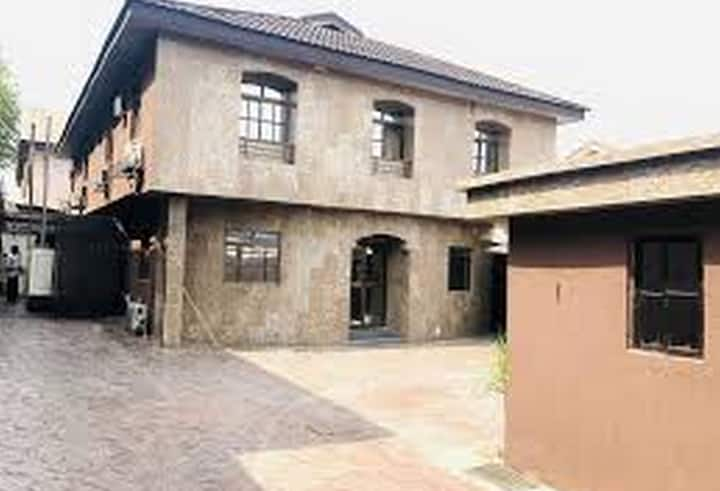 Elicris Place 1 is a budget hotel situated in Opebi, Ikeja