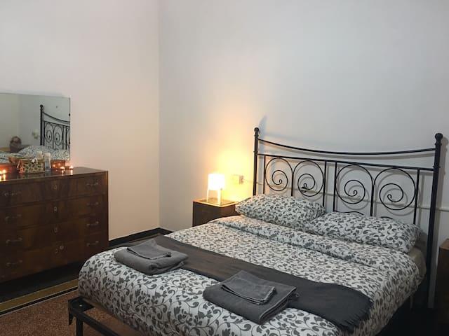 Private room near brignole station