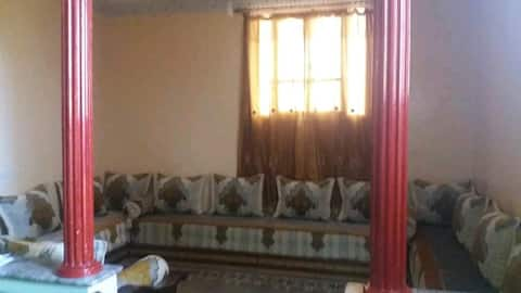 townhouse in El Attaouia 1h by taxi from Marrakech city.