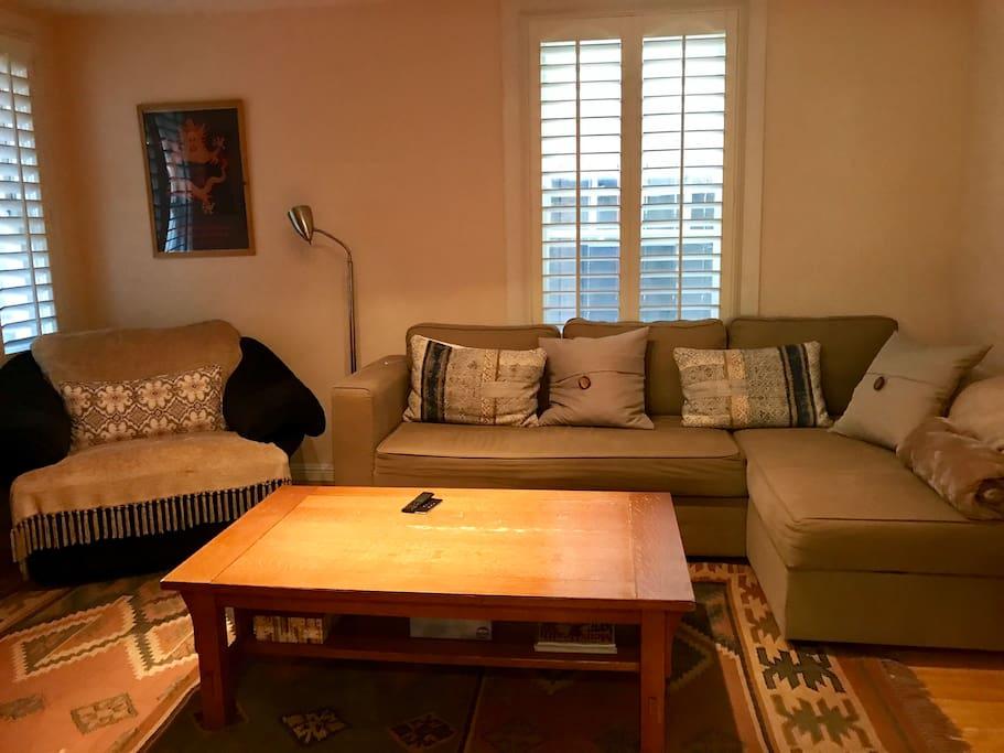 Living /TV room