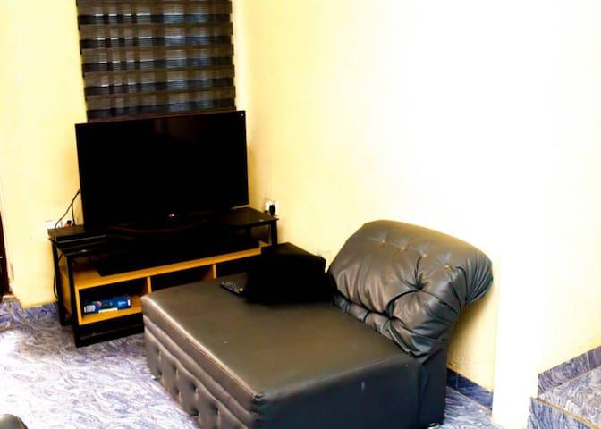 Shared 2 bedroom apartment at Iyana Ipaja