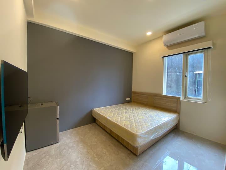 簡單生活套房, 適合輕旅遊 、商旅 鄰近中和社區 環球影城 板橋火車站 騎車6分鐘