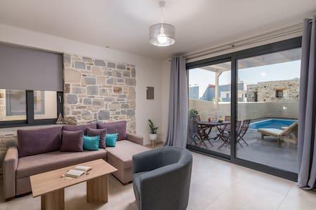 ELMARA - Luxury Villa 2 - private swimming pool