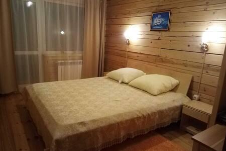 Гостевой номер на берегу озера Байкал