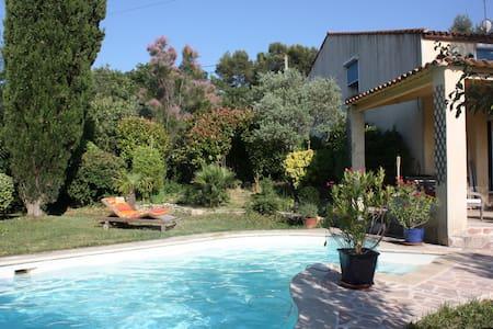 Belle maison près d'Aix-en-Provence - Bouc-Bel-Air