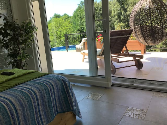 Croatian Peace Hideaway with Pool, close to Zagreb