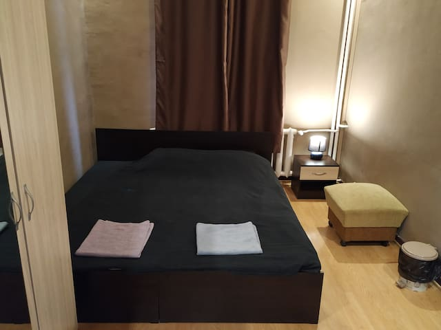 Deluxe private room in the center@
