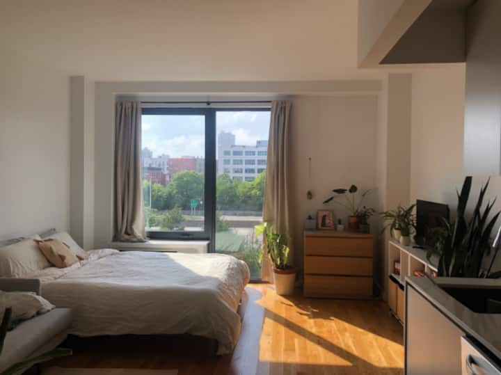 Beautiful Studio in the heart of Williamsburg BK