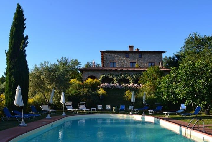Appartement Trasimeno - Casa San Carlo, Umbrië - Monteleone D'orvieto - Apartment