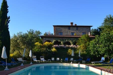 Appartement Trasimeno - Casa San Carlo, Umbrië - Monteleone D'orvieto - Wohnung