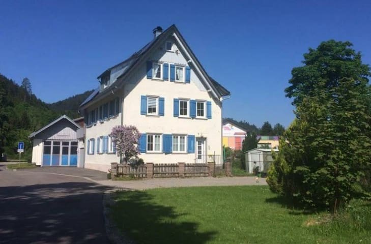 Holiday flat, 2 bedrooms in Mitteltal - Baiersbronn - Lägenhet