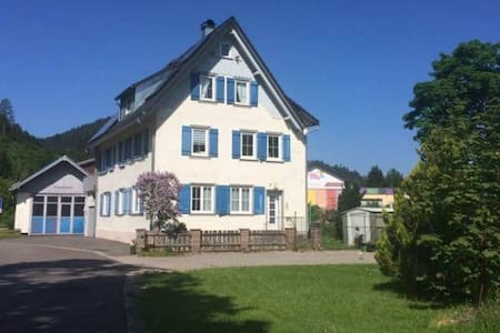 Holiday flat, 2 bedrooms in Mitteltal - Baiersbronn