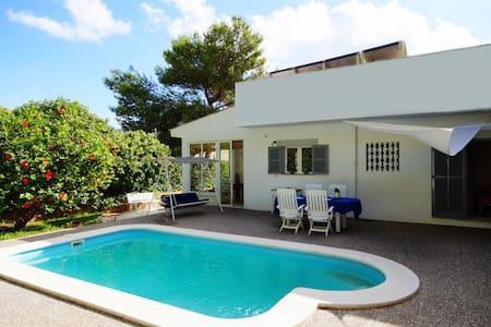 Wonderful Villa Pi Gros in Cala San Vicenç - Cala Sant Vicenç