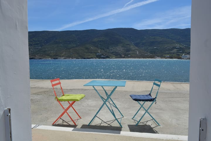 Scala di Korthi Andros home vacations