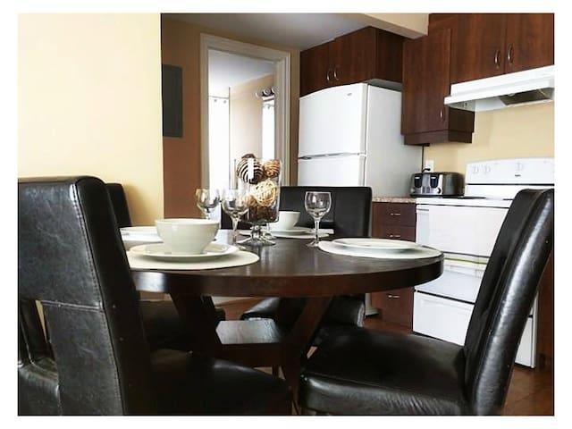 Splendide CONDO d'une chambre à coucher - Gatineau - Apartment