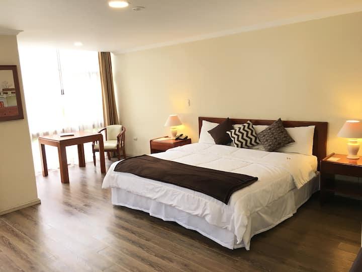 Hotel NASS Pinar del Lago M1